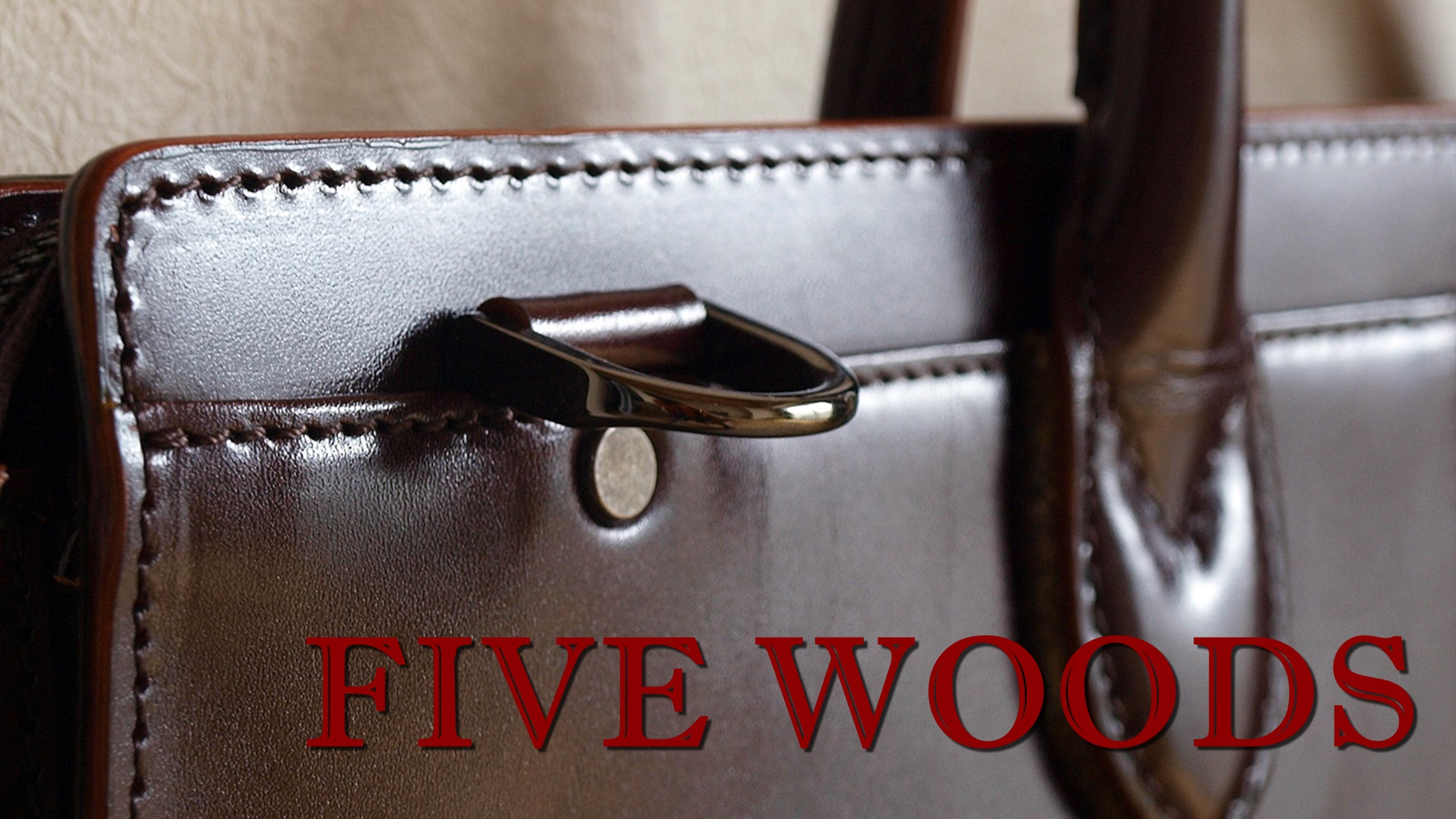 FIVE WOODS_ted'sシリーズ